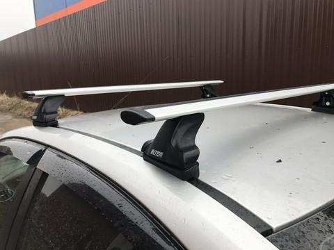Багажник Интер модельный в штатные места 8896 крыло 120 см.