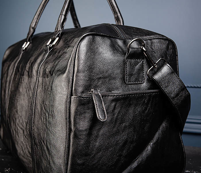 BAG551 Вместительная мужская дорожная сумка фото 08