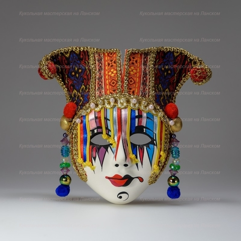 Карнавал - интерьерная маска