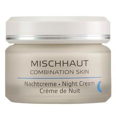 Ночной крем для комбинированной кожи Combination Skin, Annemarie Borlind