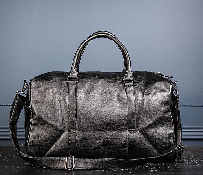 BAG551 Вместительная мужская дорожная сумка фото 09