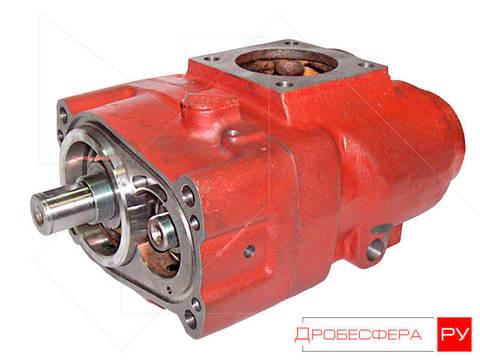Винтовой блок для компрессора ЗИФ АРМ 20 0000-000-07 без дроссельного клапана