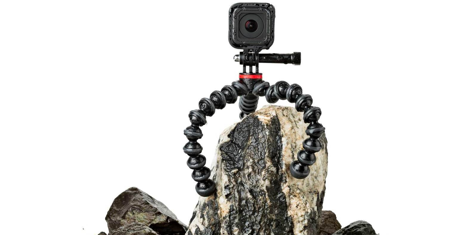 Штатив Joby GorillaPod 500 Action для фото- и GoPro камер с Session