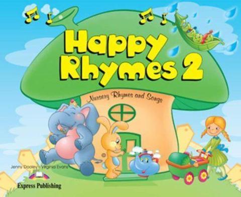 Happy Rhymes 2. Story Book. Книжка с рассказами