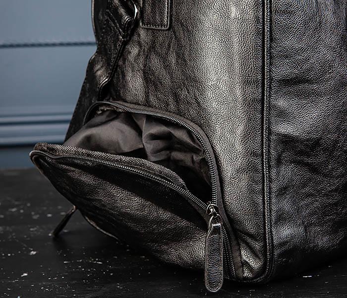 BAG551 Вместительная мужская дорожная сумка фото 10