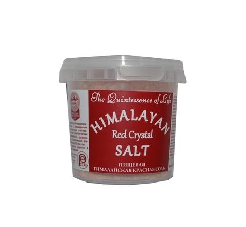 Соль Гималайская красная 284гр мелкий помол