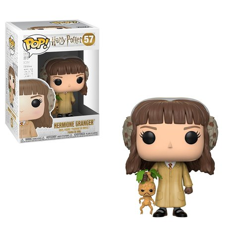 Фигурка Funko POP! Vinyl: Harry Potter S5: Hermione Granger (Herbology) 29502