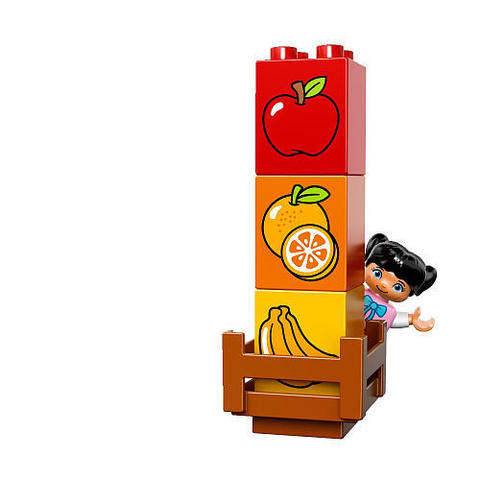 LEGO Duplo: Мой первый трактор 10615