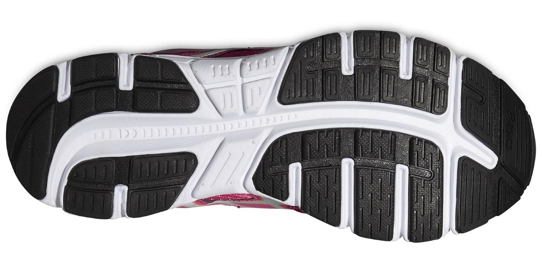Детские беговые кроссовки для девочек Asics Gel Xalion 2 GS (C439N 2093) фото