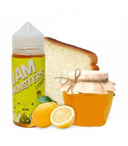 JAM MONSTERS - Lemon (120ml)