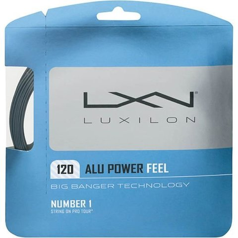 Струны Luxilon Big Banger Alu Power Feel 120 12.2M / WRZ998800