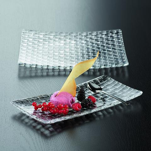 Набор из 2-х квадратных блюд, артикул 97632. Серия Bossa Nova
