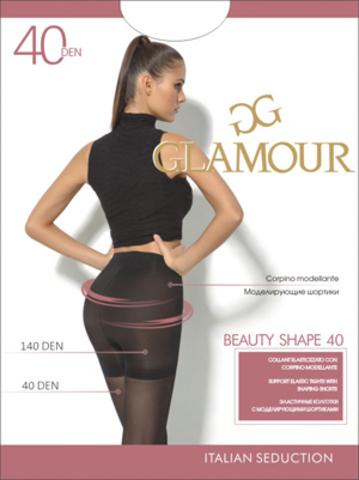 Колготки Glamour Beauty Shape 40