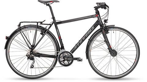 Велосипед Stevens 6X Lite Tour (2016) купить в Интернет-магазине Ябегу по специальной цене