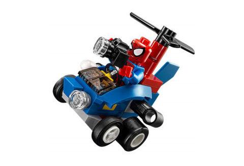 LEGO Super Heroes: Человек-паук против Зеленого гоблина 76064