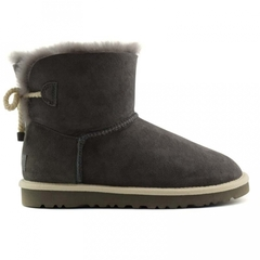 UGG Bailey Bow Selene Grey