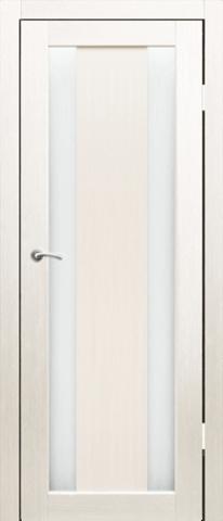 > Экошпон Синержи Маэстро, стекло сатин, цвет дуб молочный, остекленная