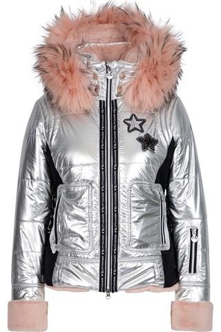 Куртка женская Sportalm Maelys m K+P Silver арт.888069093