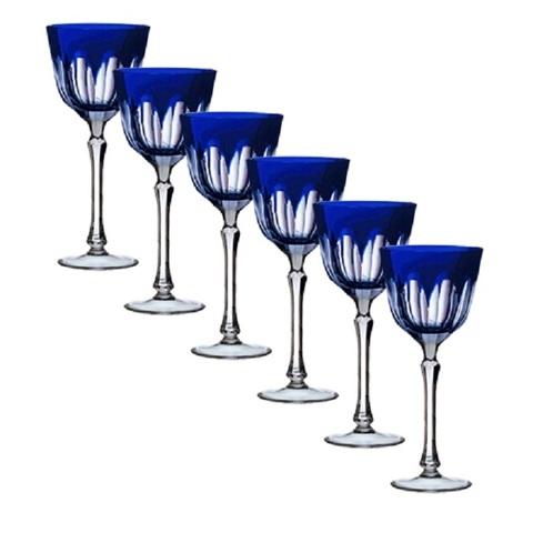 Набор из 6-х бокалов для вина 190 мл, артикул 64589. Серия Loreley
