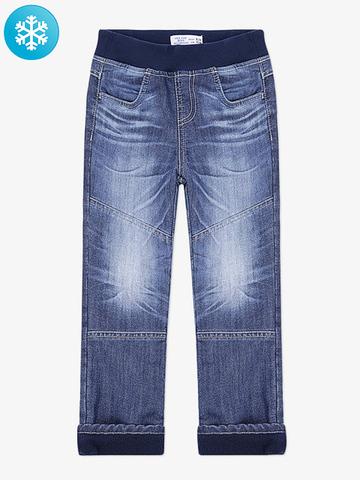 BWB000031 джинсы для мальчиков утепленные, медиум