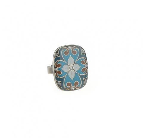 Кольцо Clara Bijoux K72289 BL