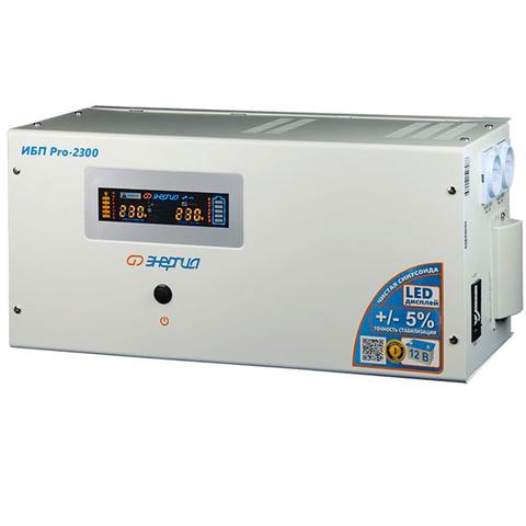 ИБП Pro-2300 12В Энергия
