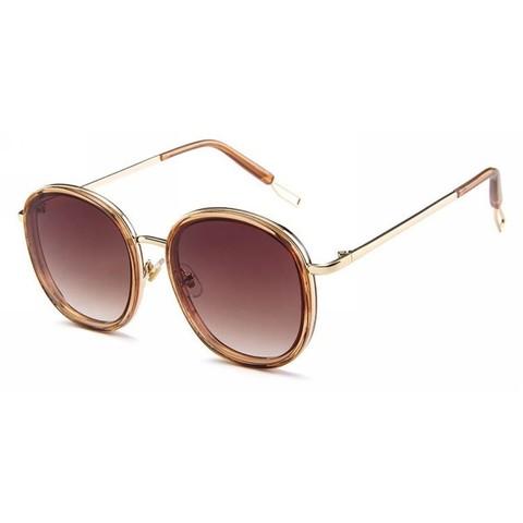 Солнцезащитные очки 8621003s Коричневый