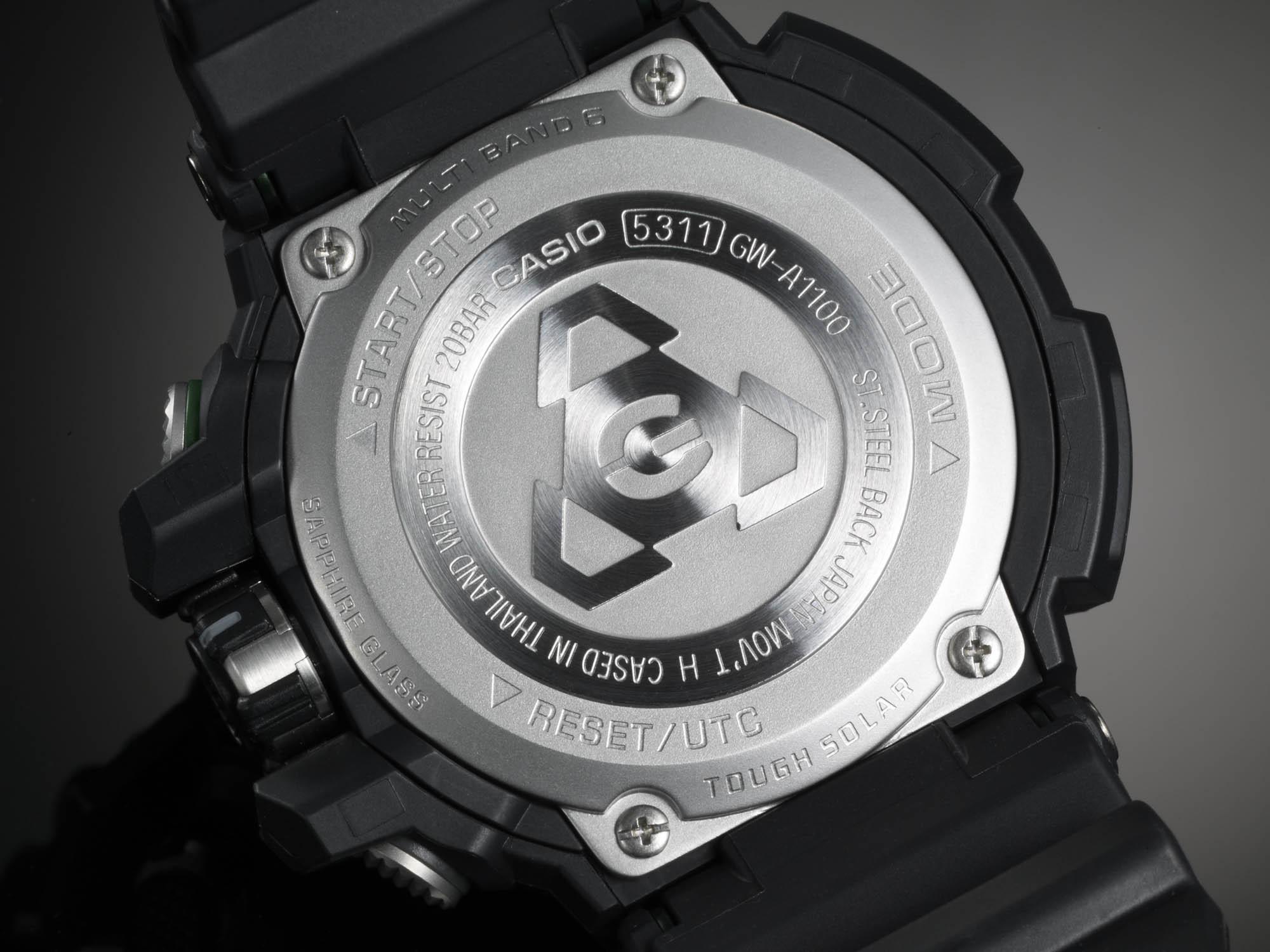 изображение часы casio g shock gw a1100 мужчинам помогает
