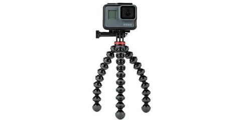 Штатив Joby GorillaPod 500 Action для фото- и GoPro камер c HERO6