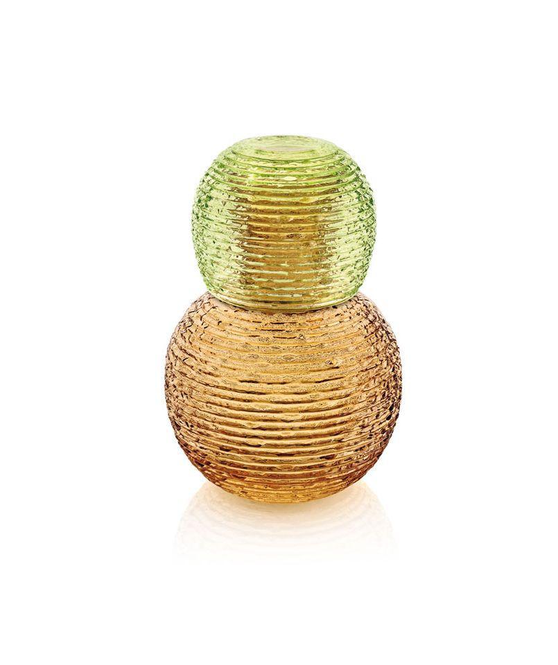 Набор бутыль и стакан IVV Multicolor желтый