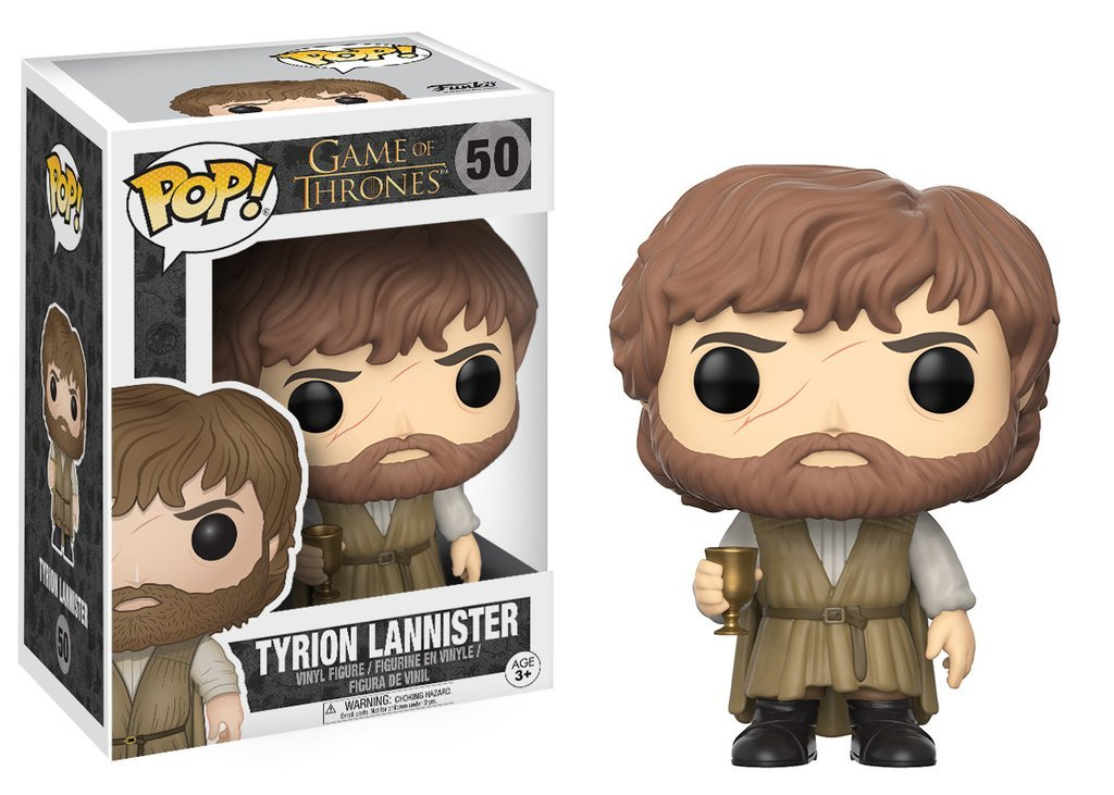 Фигурка Funko POP! Vinyl: Game of Thrones: S7 Tyrion Lannister 12216