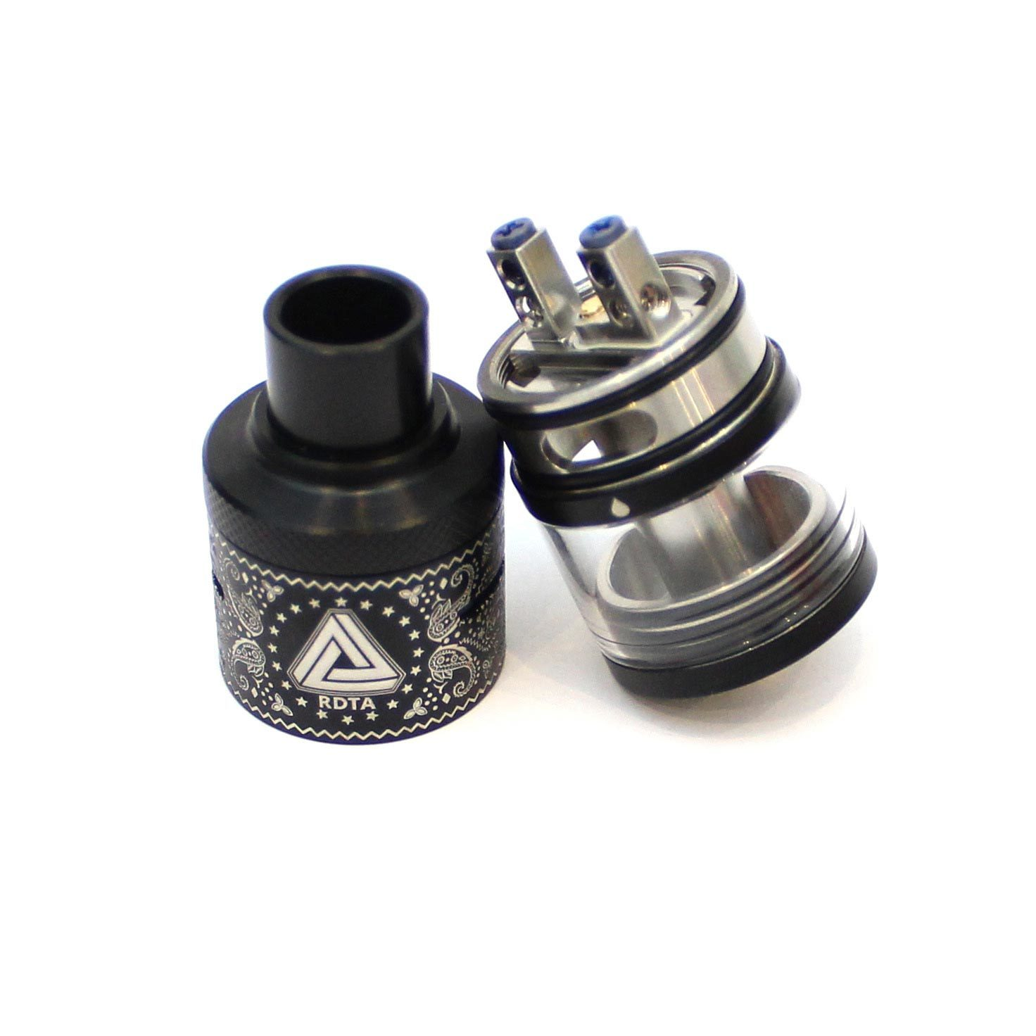 Дрипка Limitless Plus RDTA (Authentic) сбоку