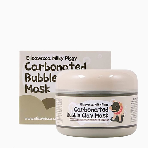 Elizavecca Carbonated Bubble Clay Mask 100 ml