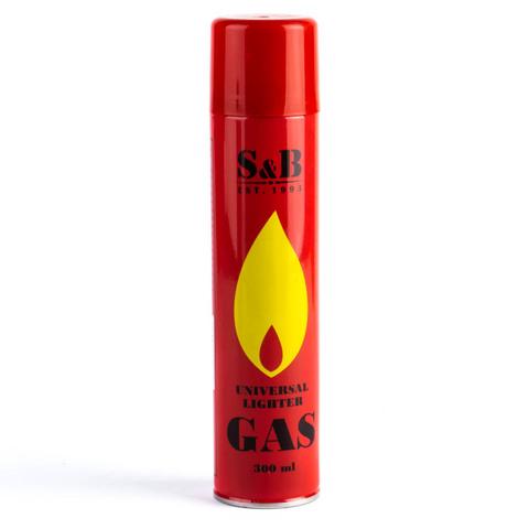 Газ S&B Universal lighter 300 ml