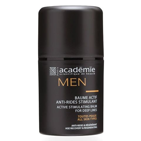 Academie Men Active Stimulating Balm For Deep Lines