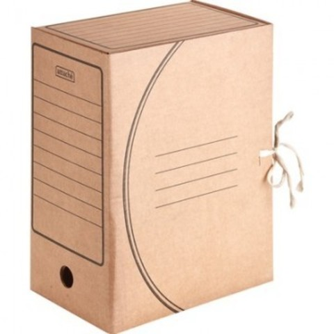 Короб архивный с завязками 150мм