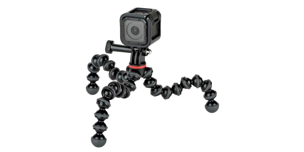 Штатив Joby GorillaPod 500 Action для фото- и GoPro камер c Session
