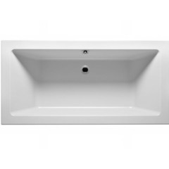 Ванна акриловая Riho Lusso 190X90   BA099 на каркасе с фронтальной панелью и сливом переливом