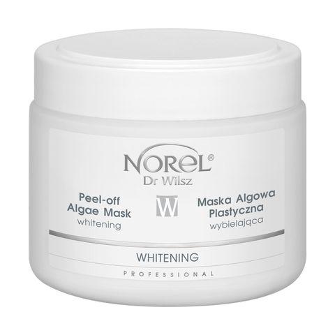 *Осветляющая альгинатная маска с экстрактом камнеломки (NOREL/WHITENING/250мл/PN 200)