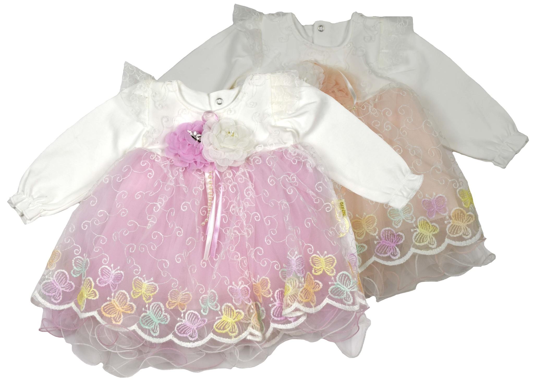 2072 платье бабочки гепюр