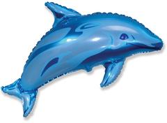 F Мини фигура Дельфинчик (синий) / Dolfhin (14