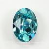 4120 Ювелирные стразы Сваровски Light Turquoise (18х13 мм)