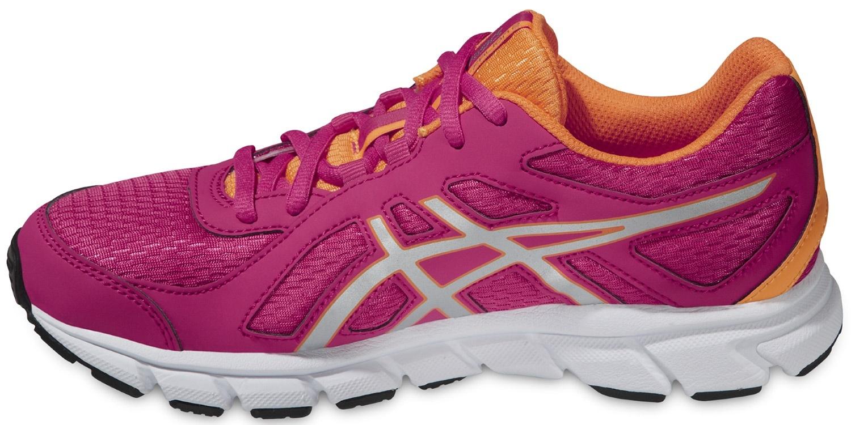 Детская беговая обувь для девочек Asics Gel Xalion 2 GS (C439N 2093) розовые фото