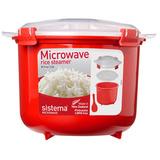 Рисоварка Microwave 2,6 л, артикул 1110, производитель - Sistema