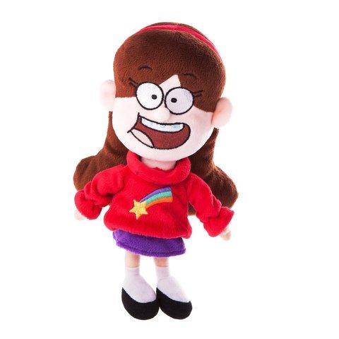 Кукла Мейбл (Mabel) мягкая - Гравити Фолз, Gravity Falls