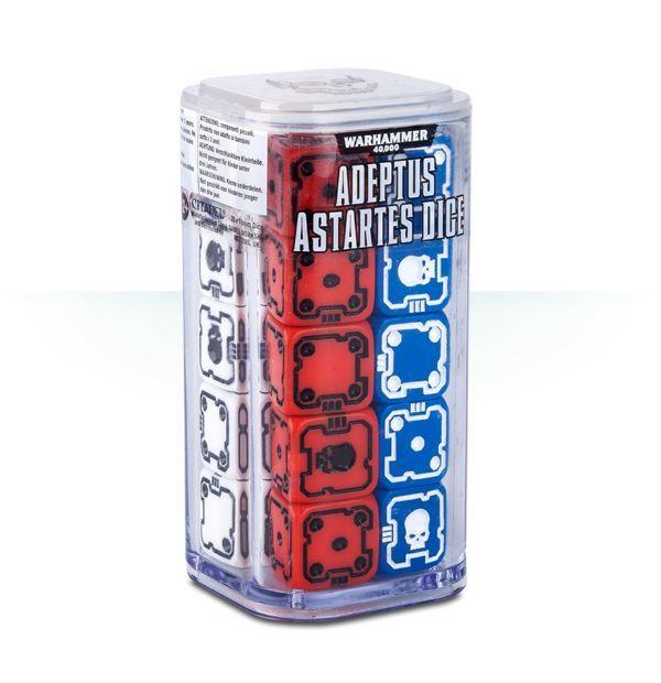 Warhammer 40,000 Astartes Dice