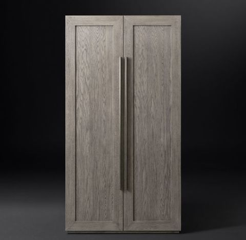 Machinto Panel Double-Door Cabinet