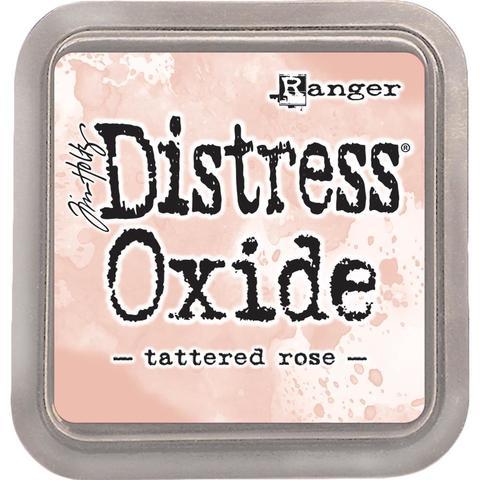 Подушечка Distress OXIDE  -Ranger - Tattered rose