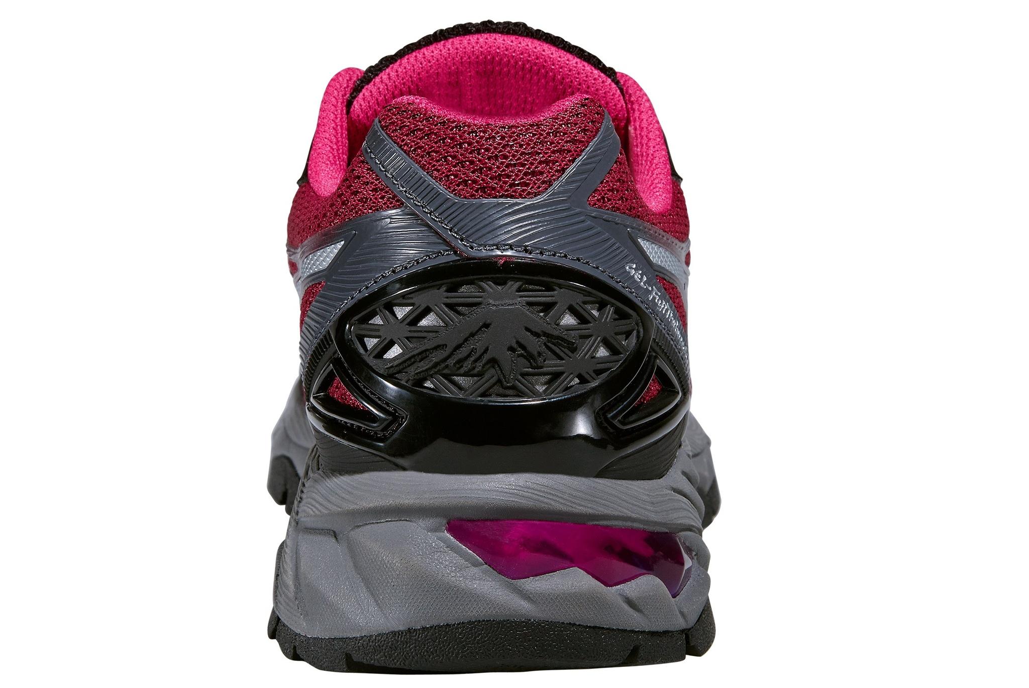 Женские кроссовки для бега Asics Gel-Fujitrabuco 4 (T5L6N 2693) фото