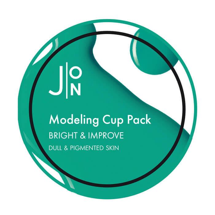J:ON Альгинатная маска Яркость и Совершенство Bright & Improve